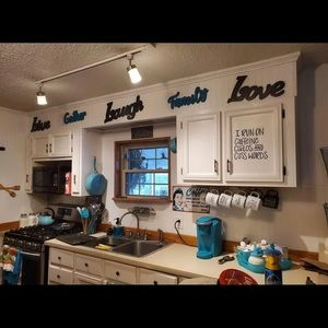 Family and Gather Farmhouse Signs